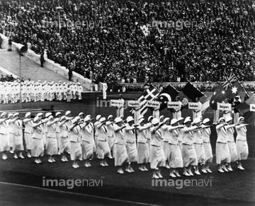 1936年ベルリンオリンピックの陸...