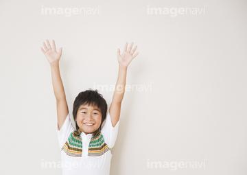 万歳】の画像素材 | 感情・人物の写真素材ならイメージナビ