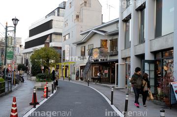 旧渋谷川遊歩道路】の画像素材 |...