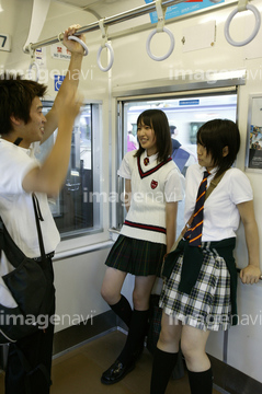 電車通学女子中学生画像  ぱるる.jp@女子っ娘倶楽部