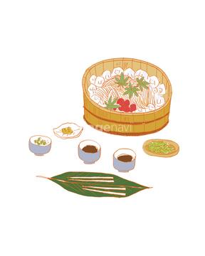 Fooddrinkイラストコレクション 和食の画像素材 食べ物飲み物
