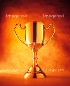 優勝カップの画像素材 デザインパーツイラストcgの写真素材なら