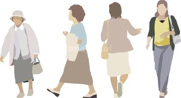【高齢の女性】の画像素材(12917464)   写真素材ならイメージナビ