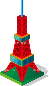 さっぽろテレビ塔の画像素材 写真素材ならイメージナビ