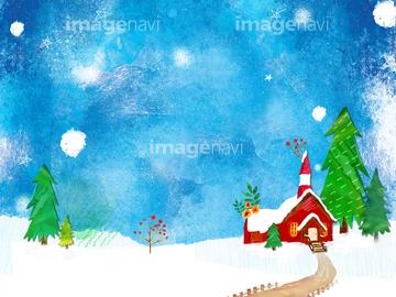 季節のイラスト 冬イラストの画像素材 テーマイラストcg