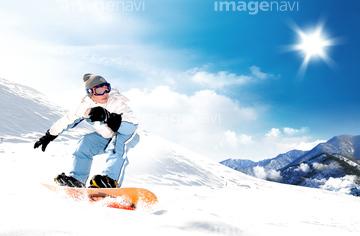 スキー場 イラスト 海外の画像素材 イラストcgのイラスト素材なら