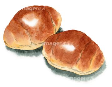 バターロールの画像素材 季節形態別食べ物食べ物の写真素材なら