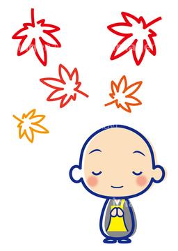 お坊さん 全身 住職の画像素材 日本人人物の写真素材ならイメージナビ