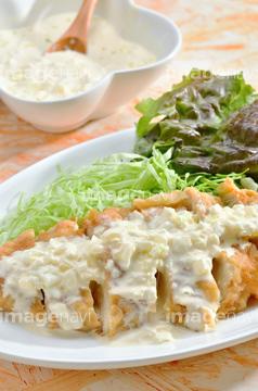 チキン南蛮ロイヤリティフリーの画像素材 和食食べ物の写真