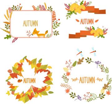 秋のイメージ総特集2011 秋のイラスト 秋の花のイラスト 67471