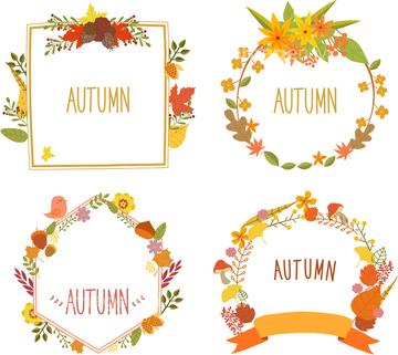 [ベスト] 秋の花イラスト