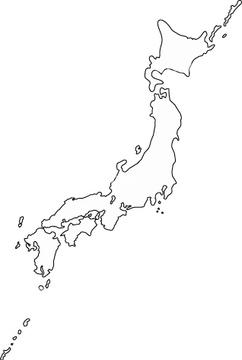 日本地図の画像素材 交通イメージ乗り物交通の地図素材なら