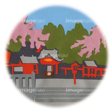 神社 イラスト 霧島神宮の画像素材 イラスト素材ならイメージナビ