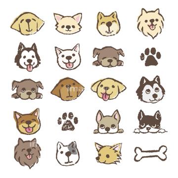 犬のイラスト特集 チワワイラストの画像素材 生き物イラスト
