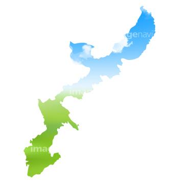 沖縄地図の画像素材 日本の地図地図衛星写真の地図素材なら