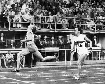 1952年 ヘルシンキオリンピック】(Granger, NYC)の画像素材 | 陸上 ...