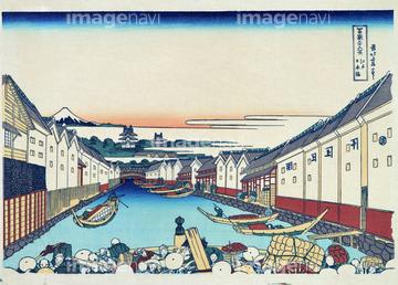 江戸日本橋の画像素材 美術イラストcgの写真素材ならイメージナビ