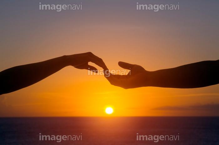 手と手を取る男女の手の画像素材10028066 写真素材ならイメージナビ
