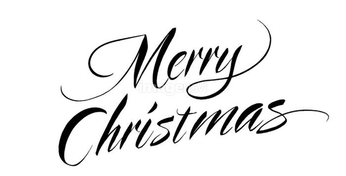 メリー クリスマス 英語 で