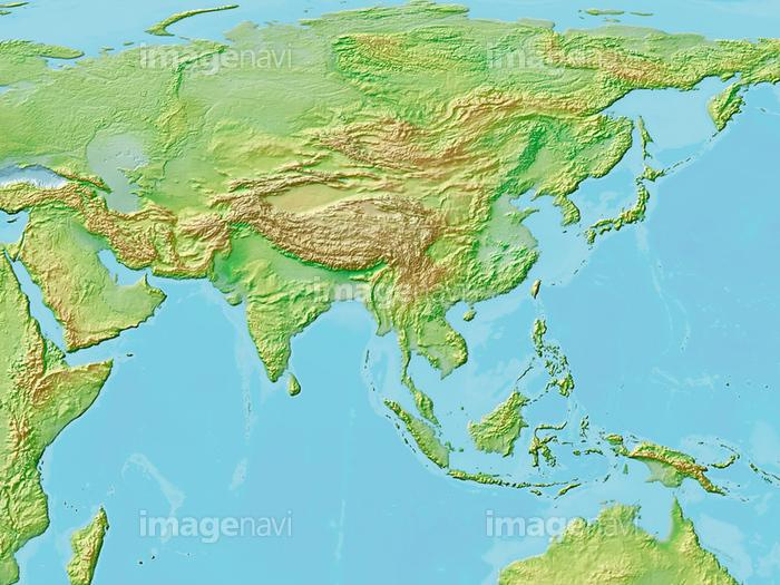 面積 ユーラシア 大陸