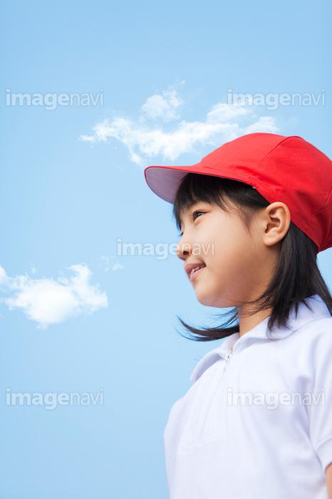 体操服姿の小学生】の画像素材(14908599) | 写真素材ならイメージナビ