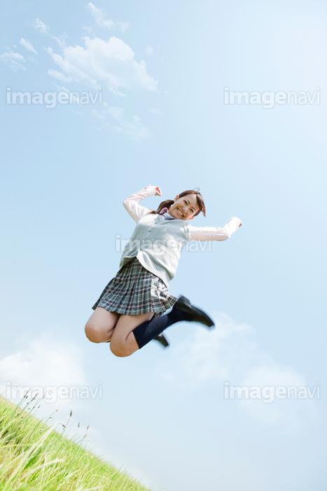 ジャンプ 女子