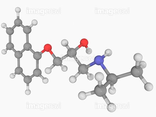 分子 化合物 交感神経β受容体遮...