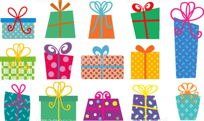 cartoon gift boxes negle Image collections