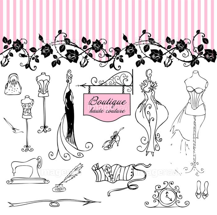 女の子 ドレスメーカー 服飾デザイナー スタイリスト ファッション 望郷
