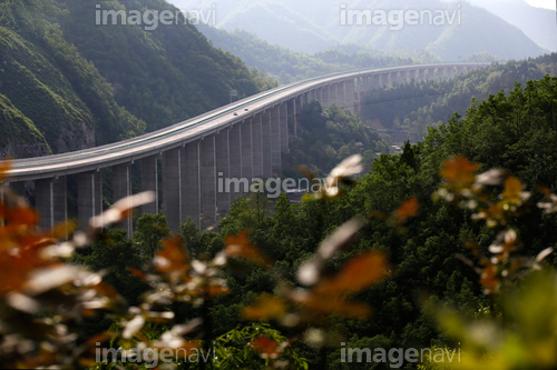 Highway in Western Henan Province,China