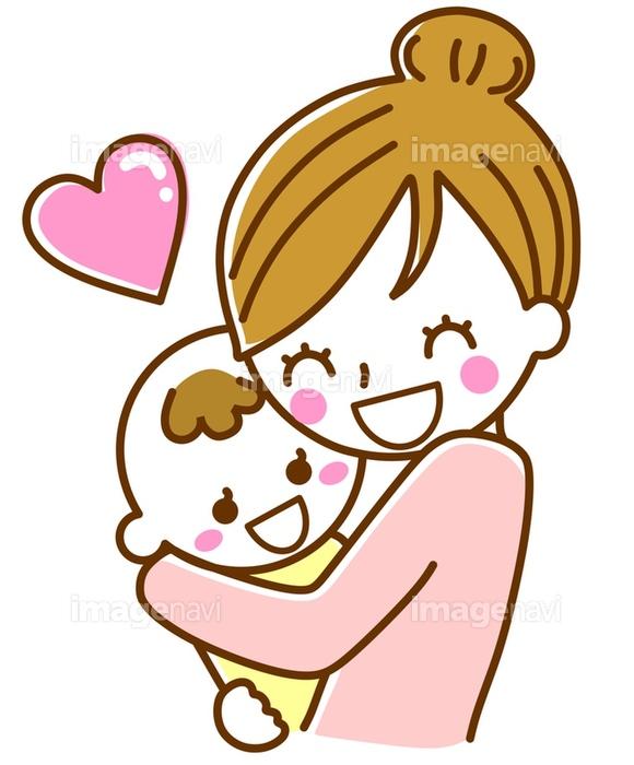 ママと赤ちゃんの画像素材31112333 イラスト素材ならイメージナビ