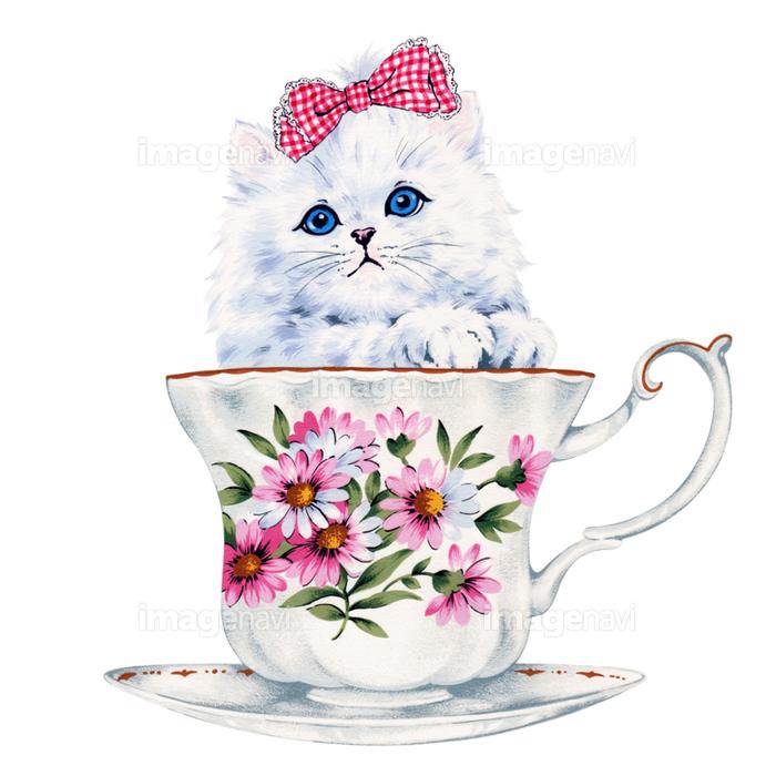イラスト かわいい 猫