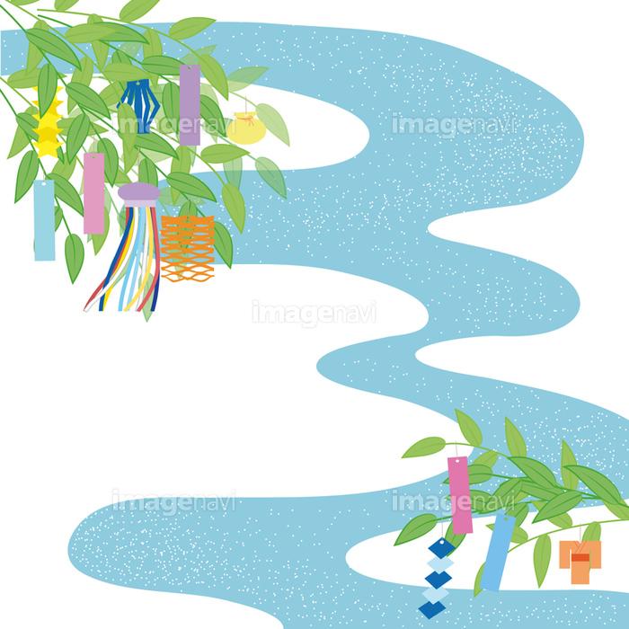 七夕祭りの背景いラストの画像素材31292004 イラスト素材なら