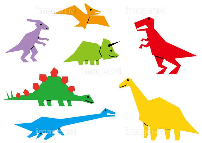 恐竜 イラストセットの画像素材31304569 イラスト素材ならイメージナビ