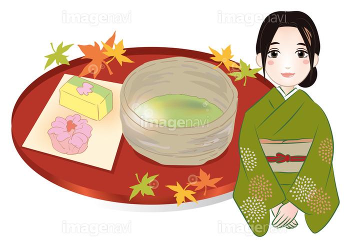 生鮮食品ドリンク抹茶イラスト 実例のテンプレートpsdの無料で