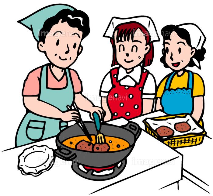 料理教室の画像素材40101408 イラスト素材ならイメージナビ