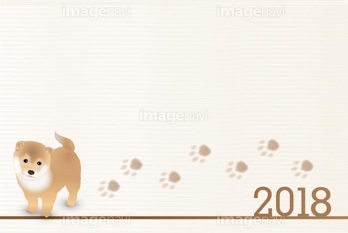 犬 年賀状 和紙 背景 の画像素材 イラスト素材ならイメージナビ