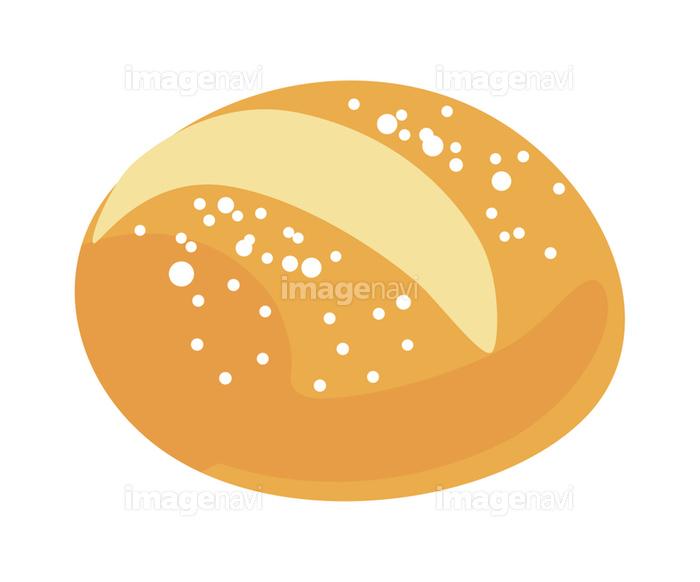丸パンの画像素材41138159 イラスト素材ならイメージナビ