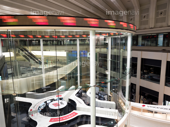 東京証券取引所 東証アローズ】の画像素材(41408794) | 写真素材なら ...