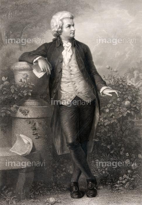 モーツァルト 肖像画