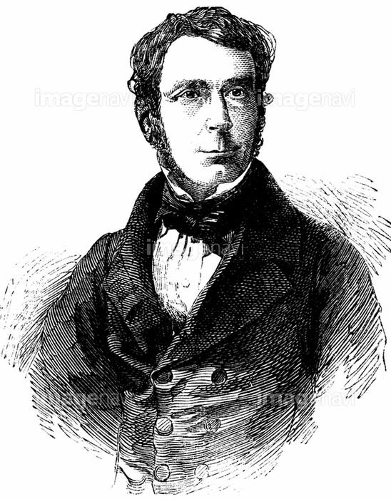 ジョージ・ビドル・エアリー 科学者 天文学者 地球物理学者 天文学の美術・歴史写真 (51425933)