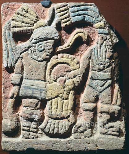 武人 メキシコ国立人類学博物館 ...