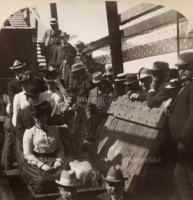 ウィリアム・マッキンリー 大統領 エクステリア 鉱山 ステレオグラム ...