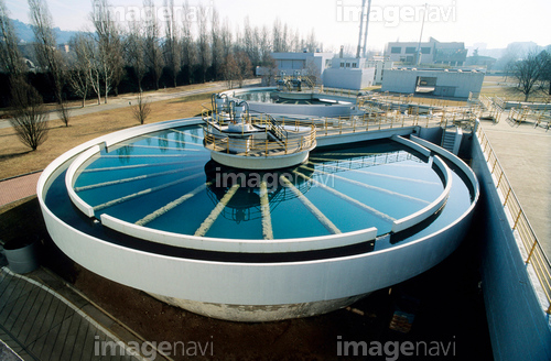 Water industry, cyclofloc stage