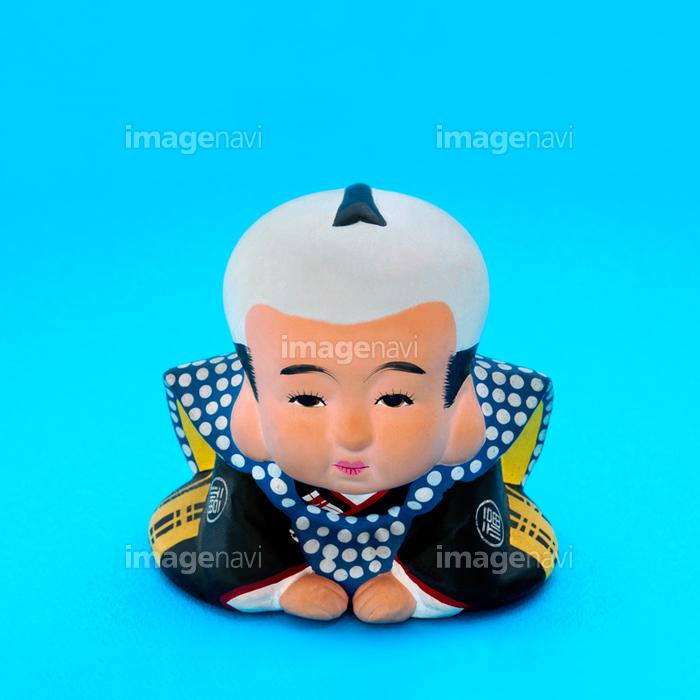 福助人形の写真素材 (70213098)