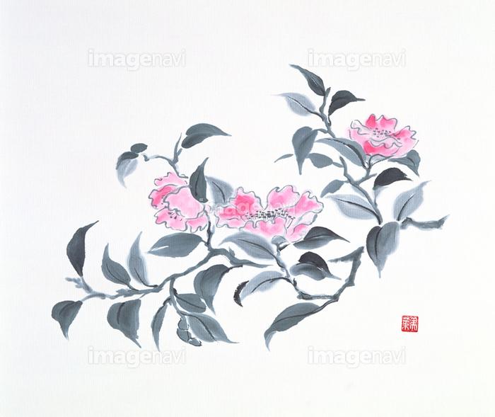 水墨画の画像素材70281852 イラスト素材ならイメージナビ