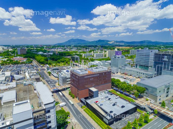 筑波研究学園都市と筑波山】の画像素材(70466373) | 写真素材なら ...